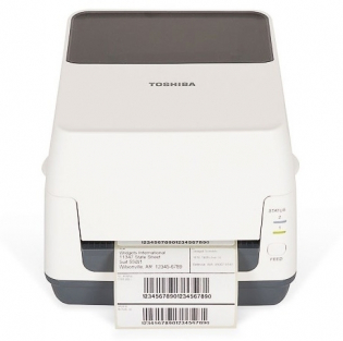 Принтер штрих-кодов Toshiba B-FV4D 18221168804 (B-FV4D-GS14-QM-R)