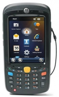 Терминал сбора данных (ТСД) Zebra (Motorola, Symbol) MC55: MC55A0-P90SWRQA9WR