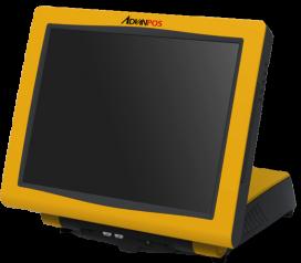 Кассовый POS терминал-моноблок AdvanPos Chameleon 5200