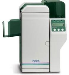 Принтер пластиковых карт Nisca PR5350 77100015350U