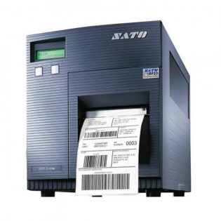 Принтер штрих-кодов SATO CL408e with Dispenser and internal rewinder, WWC408202