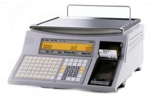 Весы с термопринтером Bizerba BC II 100 (НВП 15/30кг)
