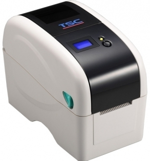 Принтер штрих-кодов TSC TTP-225 (светлый) SU 99-040A001-00LF
