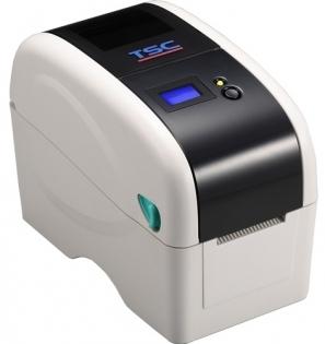 Принтер штрих-кодов TSC TTP-323 (светлый) SUC 99-040A032-00LFC