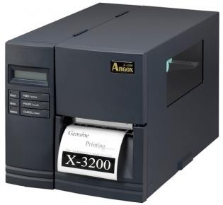 Принтер штрих-кодов Argox X-3200E Dispenser/Rew
