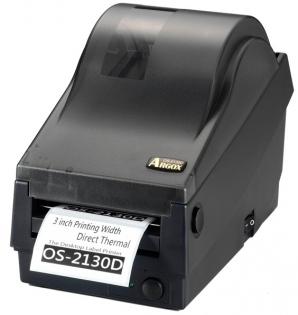 Принтер штрих-кодов Argox OS-2130DE-SB Cutter