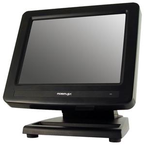 POS-монитор Posiflex LM-2008-B черный