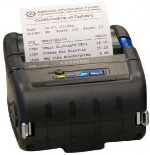 Принтер штрих-кодов Citizen CMP-20 Wireless LAN 1000825
