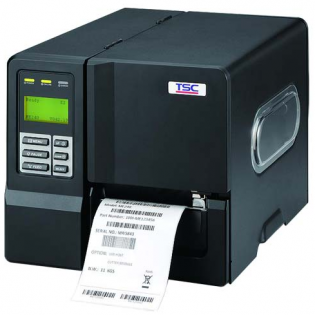 Принтер штрих-кодов TSC ME240+LCD SUT 99-042A001-50LFT