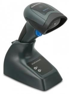 Беспроводной 2D сканер штрих-кода Datalogic QuickScan QBT2430 QBT2430-BK-BTK1