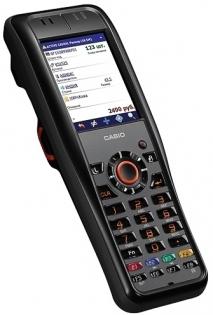 Терминал сбора данных (ТСД) Casio DT-X200: DT-X200-10E