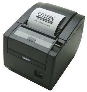 Принтер чеков Citizen CT-S601 белый