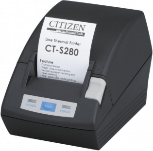 ������� ����� Citizen CT-S280 USB