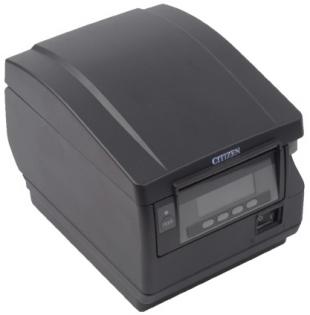 Принтер чеков Citizen CT-S851 черный
