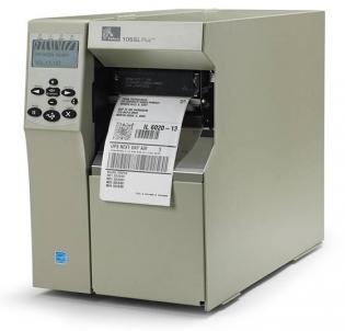 Принтер штрих-кодов Zebra 105SL Plus 102-8KE-00100