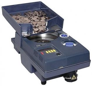 ������� � ����������� ����� Scan Coin 303