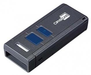 Беспроводной одномерный сканер штрих-кода CipherLab (Cipher Lab) 1661 KIT A1660SGKT0001 + транспортер 3610