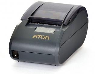 Фискальный регистратор АТОЛ 30Ф. Темно-серый. ФН. USB
