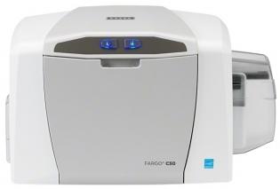 Принтер пластиковых карт FARGO C50 51713 System SOLO