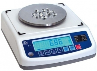 Лабораторные весы Масса-К ВК-600.1