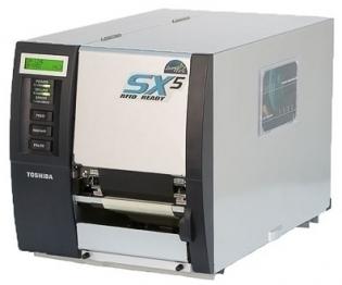 Принтер штрих-кодов Toshiba B-SX5T 300 dpi 18221168679