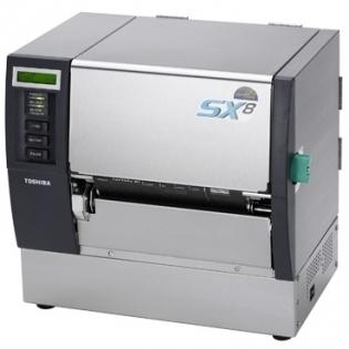 Принтер штрих-кодов Toshiba B-SX8T 300 dpi 18221168685