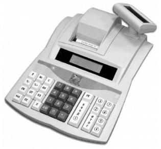 Кассовый аппарат ККМ Штрих-Мини-К с ЭКЛЗ. Версия 01