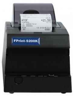 ���������� ����������� FPrint-5200K ������