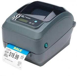 Принтер штрих-кодов Zebra Gx420t GX42-102820-000