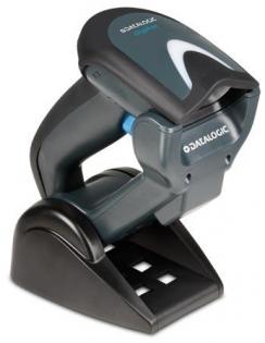 Беспроводной 2D сканер штрих-кода Datalogic GRYPHON I GBT4400 GBT4430-BK-BTK1 KBW, черный