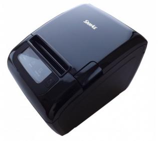 Принтер чеков Sam4s Ellix 35, COM/USB, черный (с БП)