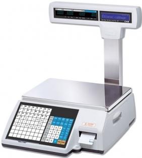 Весы с термопринтером CAS CL-5000-15P