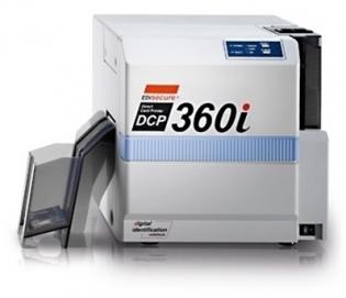 Принтер пластиковых карт EDIsecure DCP360+ DIH10521