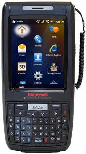 Терминал сбора данных (ТСД) Honeywell Dolphin 7800: 7800LWN-G0111XE