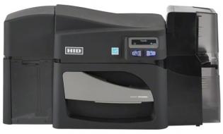 Принтер пластиковых карт FARGO DTC4500e 55400
