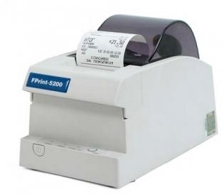 ���������� ����������� ���� FPrint-5200K �����