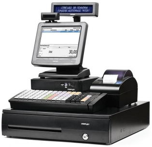 "POS-������� ForPOSt ����������� 8"" ������ FPrint-55���"