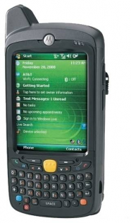Терминал сбора данных (ТСД) Zebra (Motorola, Symbol) MC55: MC55A0-P90SWQQA9WR