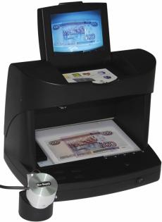 Детектор банкнот Kobell PF-9000