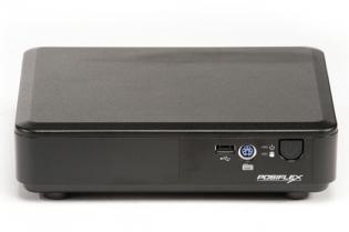 POS компьютер Posiflex TX-4200 SSD черный