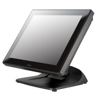 Кассовый POS терминал-моноблок Posiflex XT-3015 черный HDD