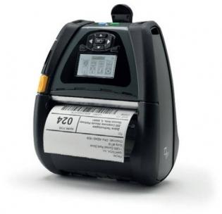 Принтер штрих-кодов Zebra QLn 420 QN4-AUNBEM11-00