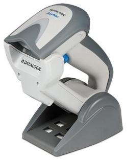 Беспроводной одномерный сканер штрих-кода Datalogic GRYPHON I GM4100 GM4130-BK-433K1 USB серый