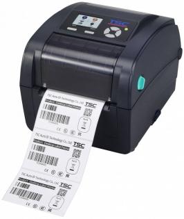 Принтер штрих-кодов TSC TC210+LCD 99-059A001-54LFC