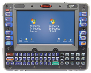 Терминал сбора данных (ТСД) Honeywell Thor VM1: VM1C1A2A1AET01A
