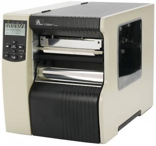 Принтер штрих-кодов Zebra 170Xi4 172-80E-00003