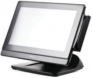 Кассовый POS терминал-моноблок Posiflex XT-3114 черный HDD