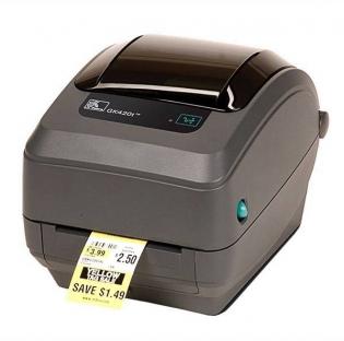 Принтер штрих-кодов Zebra GK420d GK42-202221-000