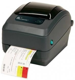 Принтер штрих-кодов Zebra Gx430t GX43-102720-000